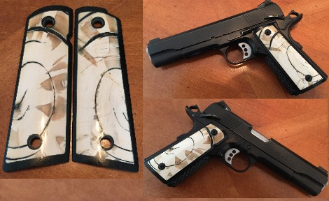 1911 Ivory Grips for